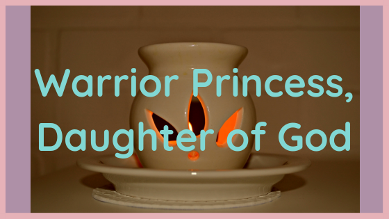 Warrior Princess, Daughter of God